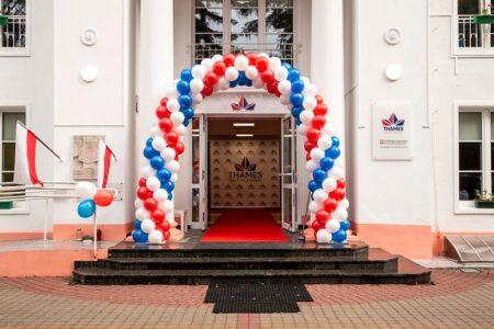 Our Wawelska Campus – one of the best British primary schools in downtown Warsaw.