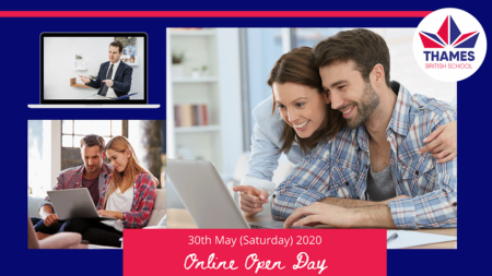 Online Open Day (30th May 2020)