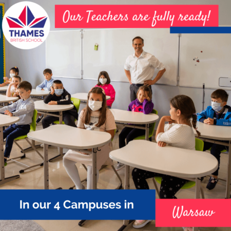Our Teachers are fully ready!