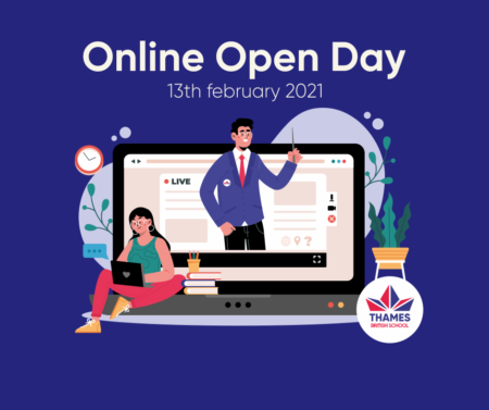 Online Open Day on the 13th of February